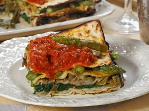 Vegetable-Matzo-Pie-Close